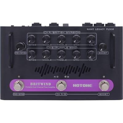 Hotone BritWind 74-Watt Dual Channel Pedal Amp
